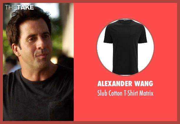 Alexander Wang black matrix from Ballers seen with Jason (Troy Garity)