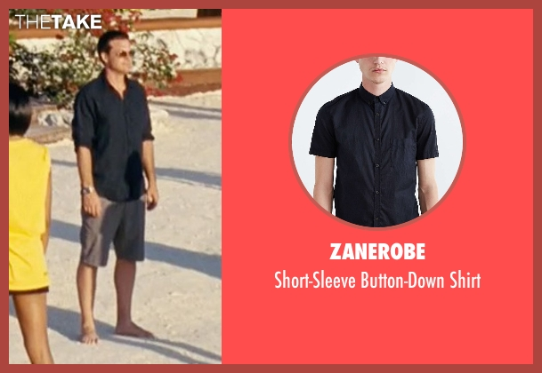 Zanerobe black shirt from Couple's Retreat seen with Jason Bateman (Jason Smith)