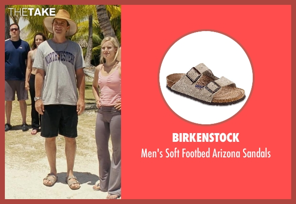 Birkenstock sandals from Couple's Retreat seen with Jason Bateman (Jason Smith)