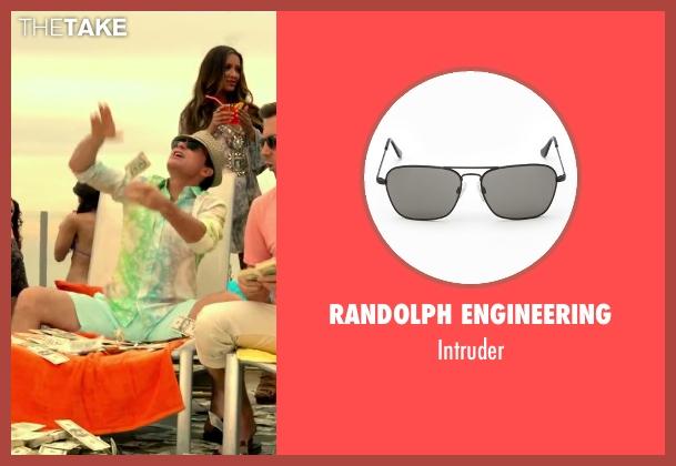 Randolph Engineering black intruder from Horrible Bosses 2 seen with Jason Bateman (Nick Hendricks)