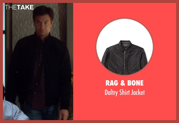 Rag & Bone black jacket from Horrible Bosses 2 seen with Jason Bateman (Nick Hendricks)