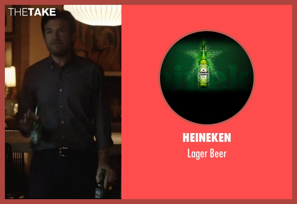 Heineken beer from The Gift seen with Jason Bateman (Simon)