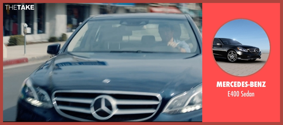 Mercedes-Benz sedan from The Gift seen with Jason Bateman (Simon)