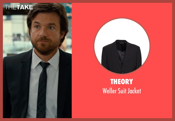 Theory black jacket from This Is Where I Leave You seen with Jason Bateman (Judd Altman)