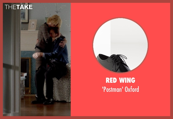 RED WING black oxford from This Is Where I Leave You seen with Jason Bateman (Judd Altman)