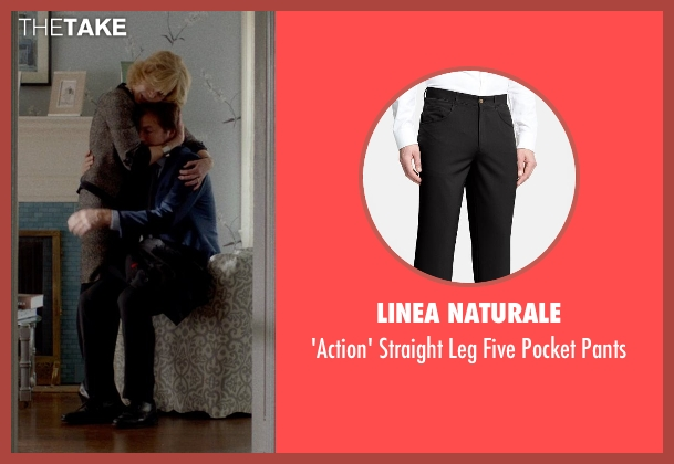 LINEA NATURALE black pants from This Is Where I Leave You seen with Jason Bateman (Judd Altman)