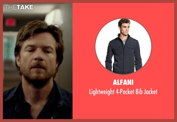 ALFANI jacket from This Is Where I Leave You seen with Jason Bateman (Judd Altman)