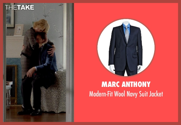 MARC ANTHONY jacket from This Is Where I Leave You seen with Jason Bateman (Judd Altman)