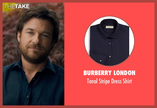 BURBERRY LONDON shirt from This Is Where I Leave You seen with Jason Bateman (Judd Altman)