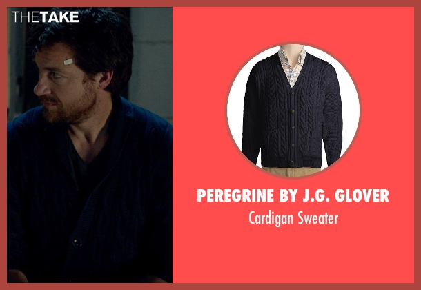 Peregrine by J.G. Glover sweater from This Is Where I Leave You seen with Jason Bateman (Judd Altman)