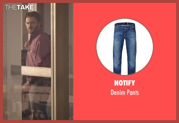 Notify blue pants from Everest seen with Jason Clarke (Rob Hall)