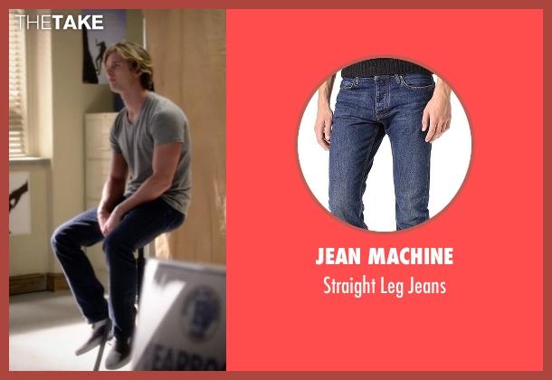 Jean Machine blue jeans from Pretty Little Liars seen with Jason DiLaurentis (Drew Van Acker)