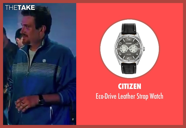 Citizen black watch from Knocked Up seen with Jason Segel (Jason)