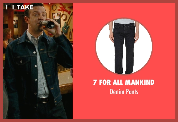 7 For All Mankind black pants from Hall Pass seen with Jason Sudeikis (Fred)