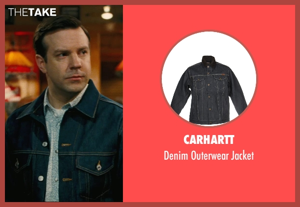 Carhartt blue jacket from Hall Pass seen with Jason Sudeikis (Fred)
