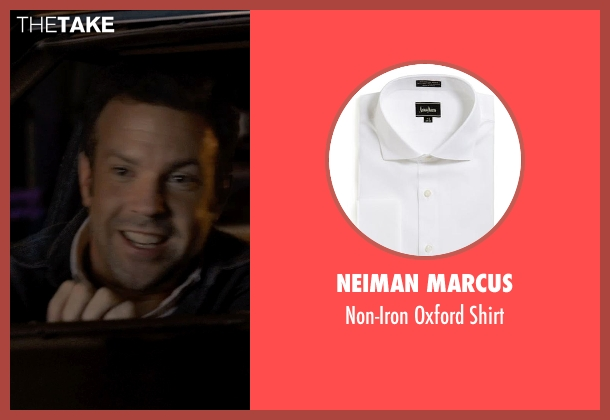 Neiman Marcus white shirt from Horrible Bosses 2 seen with Jason Sudeikis (Kurt Buckman)