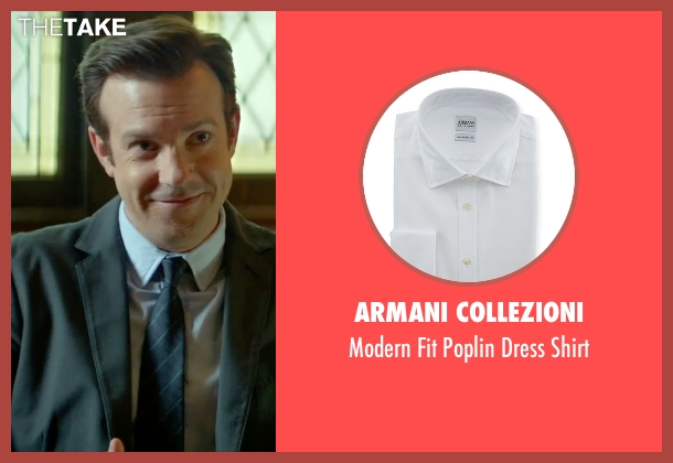 Armani Collezioni	 white shirt from Sleeping with Other People seen with Jason Sudeikis (Jake)