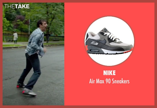Nike white sneakers from Sleeping with Other People seen with Jason Sudeikis (Jake)