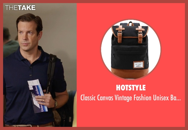 HotStyle black backpack from We're the Millers seen with Jason Sudeikis (David Clark)