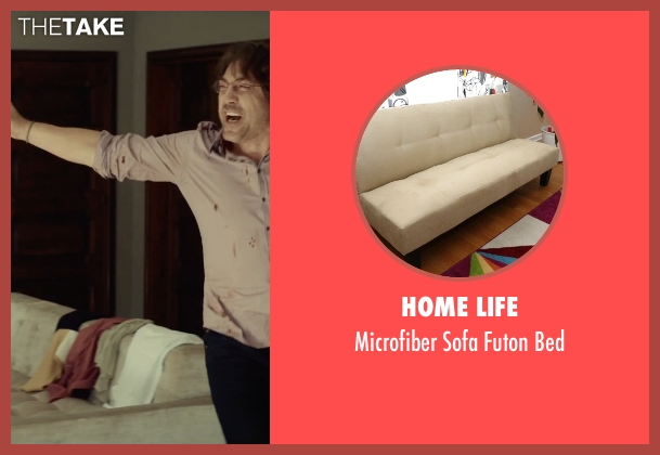 Home Life bed from The Gunman seen with Javier Bardem (Felix)