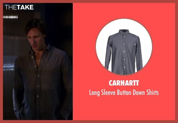 Carhartt gray shirts from The Flash seen with Jay Garrick (Teddy Sears)