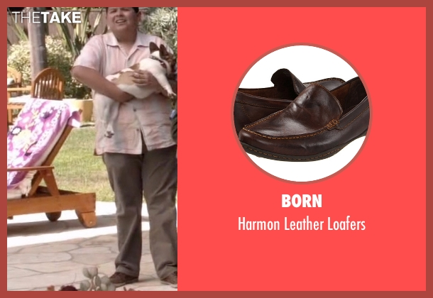 Born brown loafers from Modern Family seen with Jay Pritchett (Ed O'Neill)