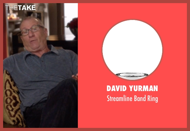 David Yurman silver ring from Modern Family seen with Jay Pritchett (Ed O'Neill)