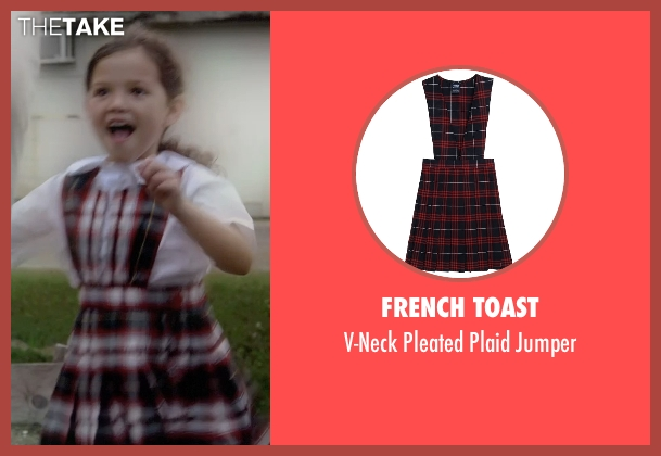 French Toast jumper from Self/Less seen with Jaynee-Lynne Kinchen (Anna)