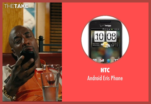 HTC phone from Hall Pass seen with J.B. Smoove (Flats)
