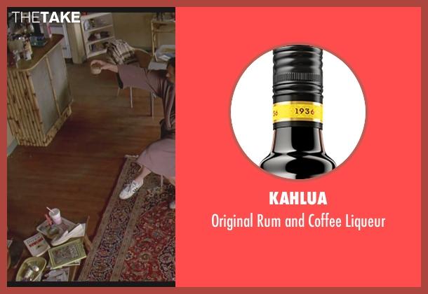 Kahlua liqueur from The Big Lebowski seen with Jeff Bridges (The Dude)