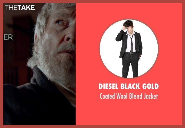 Diesel Black Gold jacket from The Giver seen with Jeff Bridges (The Giver)