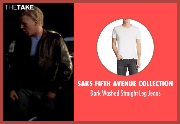 Saks Fifth Avenue Collection black jeans from Grease seen with Jeff Conaway (Kenickie)