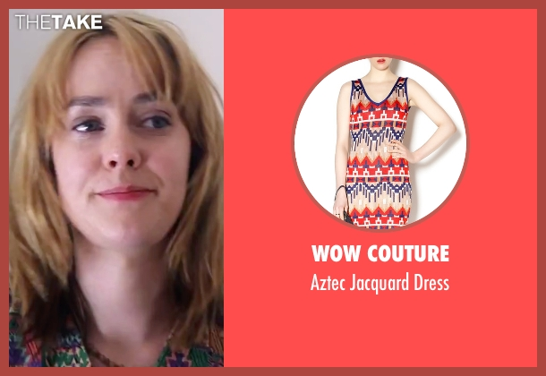 Wow Couture dress from Inherent Vice seen with Jena Malone (Hope Harlingen)