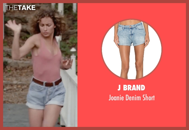 J Brand short from Dirty Dancing seen with Jennifer Grey (Baby Houseman)