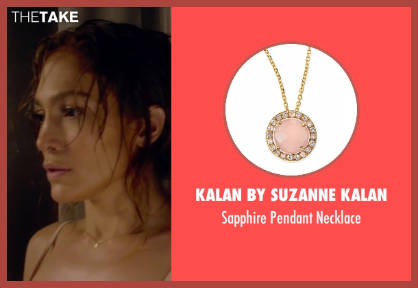 Kalan by Suzanne Kalan gold necklace from The Boy Next Door seen with Jennifer Lopez (Claire Peterson)