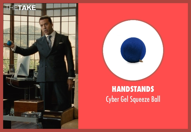 Handstands ball from Entourage seen with Jeremy Piven (Ari Gold)