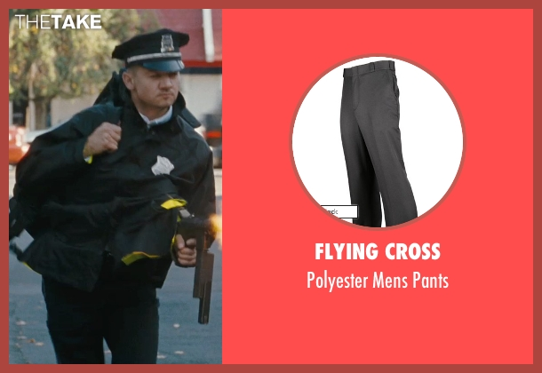 Flying Cross black pants from The Town seen with Jeremy Renner (James Coughlin)
