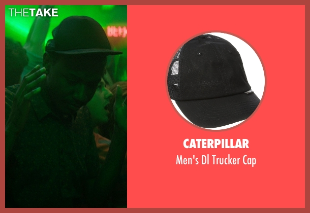 Caterpillar black cap from Neighbors seen with Jerrod Carmichael (Garf)