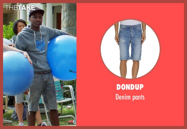 DONDUP pants from Neighbors seen with Jerrod Carmichael (Garf)