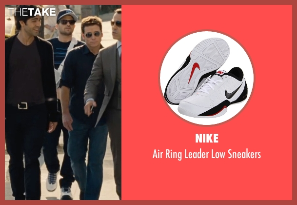 Nike white sneakers from Entourage seen with Jerry Ferrara (Turtle)