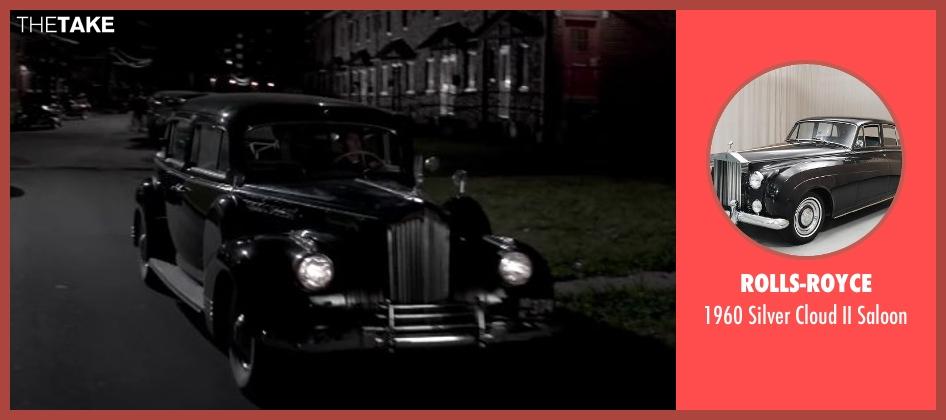 Rolls-Royce saloon from Jersey Boys