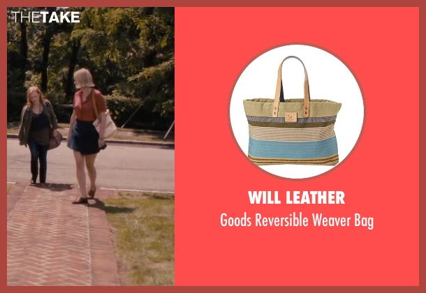 Will Leather bag from The Disappearance of Eleanor Rigby seen with Jess Weixler (Katy Rigby)