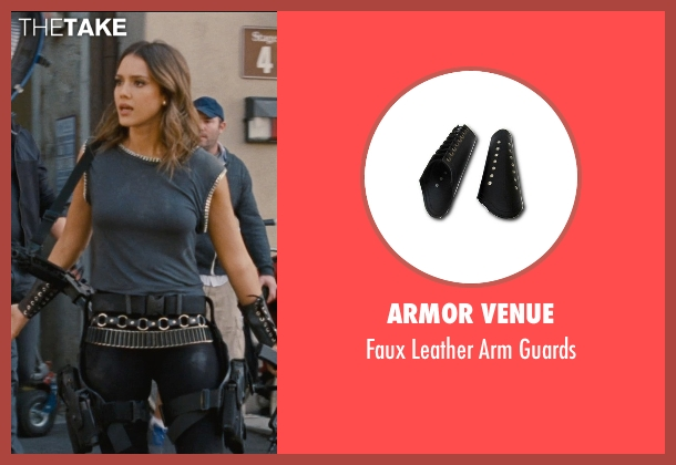 Armor Venue guards from Entourage seen with Jessica Alba (Unknown Character)