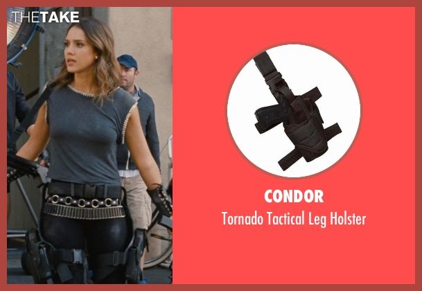 Condor holster from Entourage seen with Jessica Alba (Unknown Character)