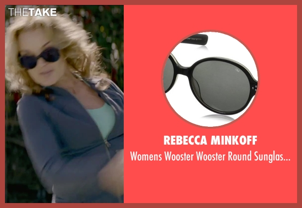 Rebecca Minkoff black sunglasses from The Gambler seen with Jessica Lange (Roberta)