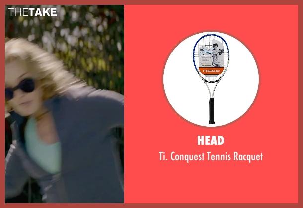 Head racquet from The Gambler seen with Jessica Lange (Roberta)