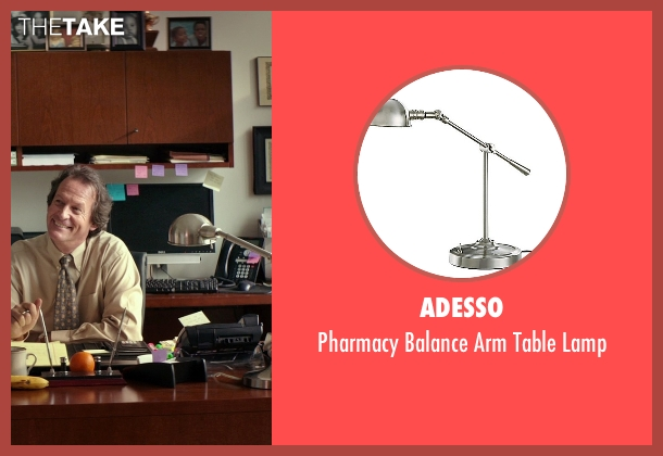 Adesso lamp from The Best of Me seen with Jim Gleason (Lawyer)