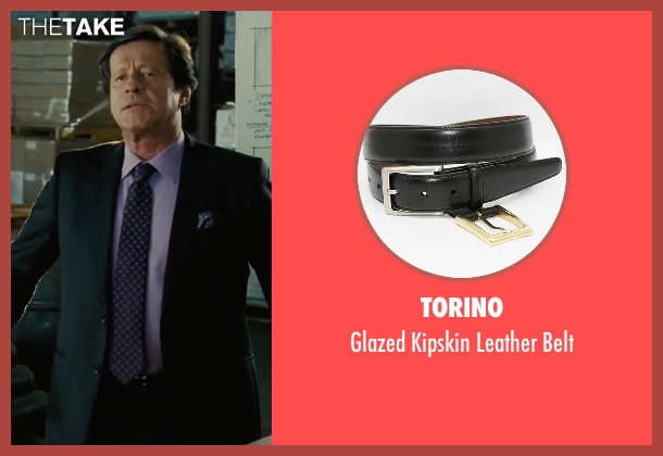 Torino black belt from Our Brand Is Crisis seen with Joaquim de Almeida (Pedro Gallo)