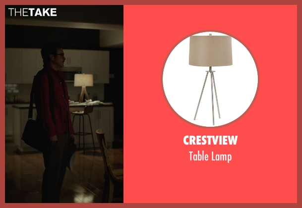 Crestview lamp from Her seen with Joaquin Phoenix (Theodore Twombly)