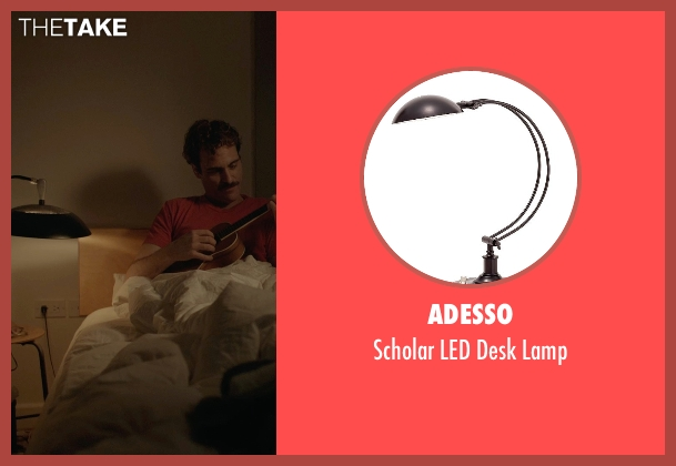 Adesso lamp from Her seen with Joaquin Phoenix (Theodore Twombly)